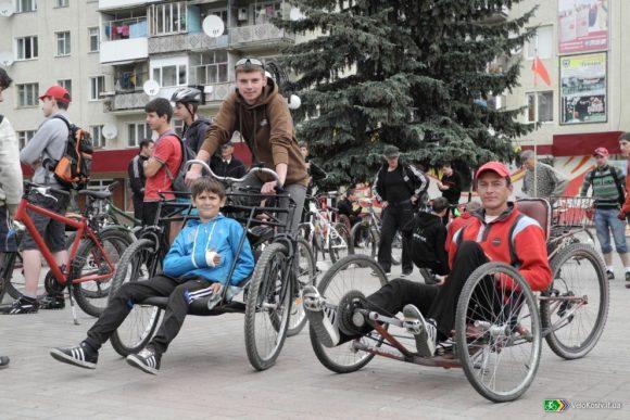 Велодень у Косові