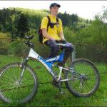 Іван на потужному двох-підвісі не подужєв цесес велотріп…