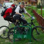 Вчасно попався велопаркінг